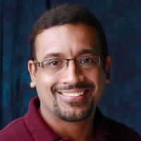 Portrait of Dr. Venkatesh Natarajan